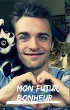 Mon futur bonheur /Squeezie\ TOME 1 by MarineGarnierKoklosa