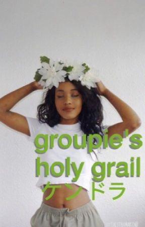 groupie's holy grail  by cutesycalum