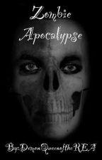 Zombie Apocalypse  by Tyaunna10