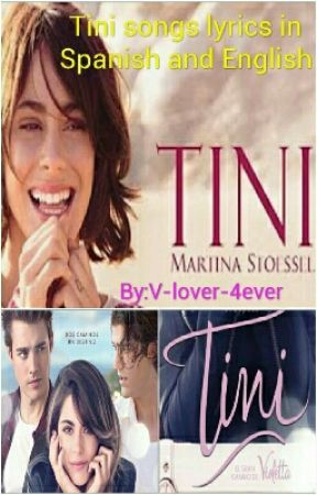 Tini songs lyrics in Spanish and English by V-lover-4ever