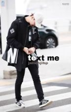 TExT me; ImJaebum by coupseanice