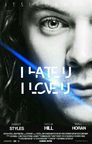 I Hate U, I Love U // h.s [Completed]