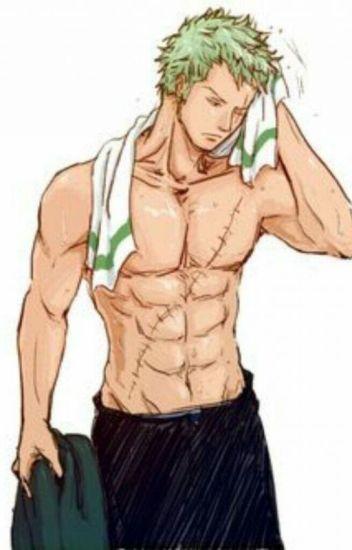 Worth The Wait? (Seme Male Reader x Zoro) {One Piece