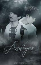 Amigos - JiKook (BTS) by SoyLemmon