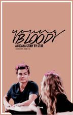 young blood   lucaya  by leighswriting