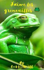 J'aime les grenouilles  by CookkieWorld
