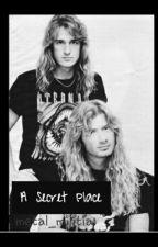 A Secret Place (Megadeth, Dunior/Ellefstaine) by metal_militia