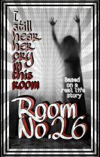 Room No. 26 by NotTheLightningThief