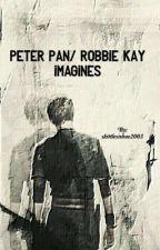 Peter Pan/Robbie Kay Imagines by skittlesisbae2003