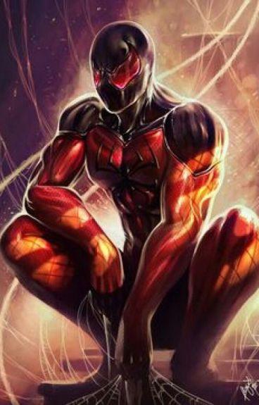 Scarlet-Spider X Reader