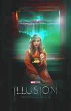 Illusion    Loki Laufeyson by Lorely_y