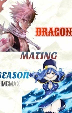 Dragon Mating Season  by kimgmax