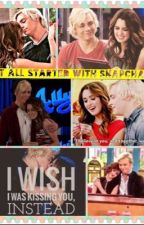 It all started with Snapchat * raura * by _smd_jauregui_