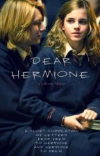 Dear Hermione by UnicornPower3131