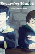 Recovering Memories (Sequel to Dan and Phil in Hogwarts) by snakehipsaremykrypto