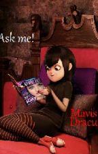 Ask Me! Mavis Dracula! by cookieswirl15