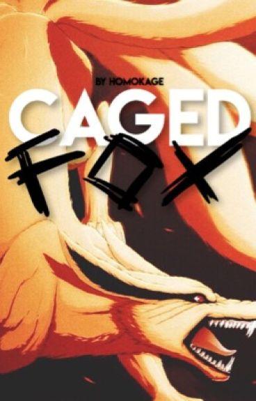 Caged Fox (KakaNaru)