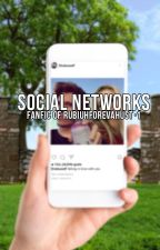 Social networks #1➳elrubius by RubiuhForevahUST