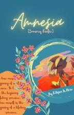 Amnesia [ A Sonamy AU ] by KyraAnneEDigal
