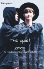 The quiet ones by taehyunies