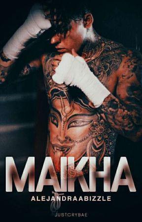 MAIKHA. by Alejandraabizzle