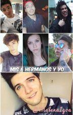 Mis 6 Hermanos y Yo by MalenaIgoa