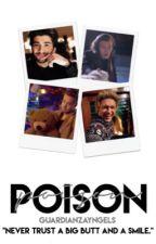Poison ➸ Louis Centric by guardianzayngels