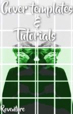 Cover Templates And Tutorials#Wattys 2016 by Roventure