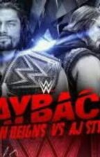 The Ring Between Us by WWEAvenger
