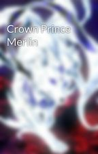 Crown Prince Merlin by AmethystWriter17