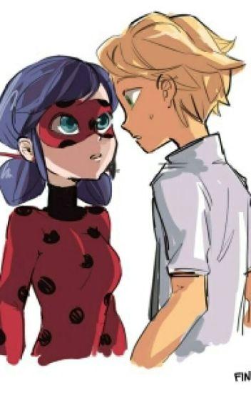 LadyBug  & Cat Noir .