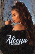 Aleena ; skathan by idriswolfs
