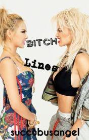 Bitch Lines by Hambognamanunulat