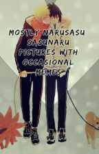 Mostly NaruSasu/SasuNaru pictures! +Occasional Memes by Ryuu_No