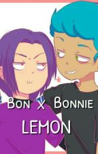 #FNAFHS Bon X Bonnie-LEMON by TakaOhashi-chan