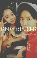 [C] Pinky Stalker | SeokJin by jiminjams_
