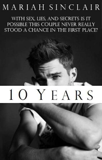 10 Years (Mature Explicit) Wattys 2017