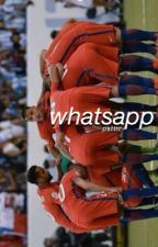 WhatsApp [selección chilena] by psttrr