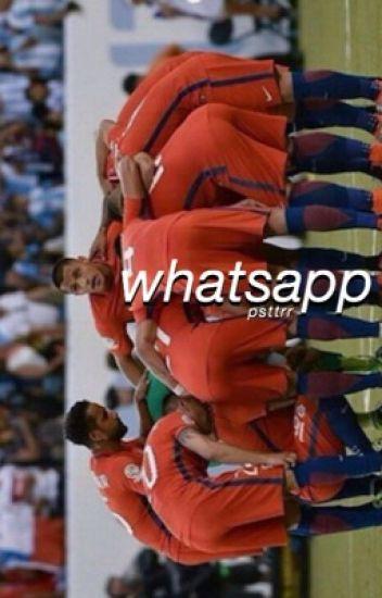 WhatsApp [selección chilena]