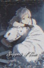 Snippets of Time // Bungou Stray Dogs x Reader One-Shots by flyingcoffehouse