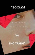 [TwoShot] [VKook] Wolf In Rabbit Clothing!! by GaRen_