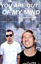 You Are Out Of My Mind • Joshler by milkbuddies