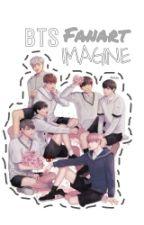 BTS Fanart Imagine by ItsSfyA