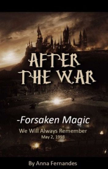 After The War (Harry Potter book 8)