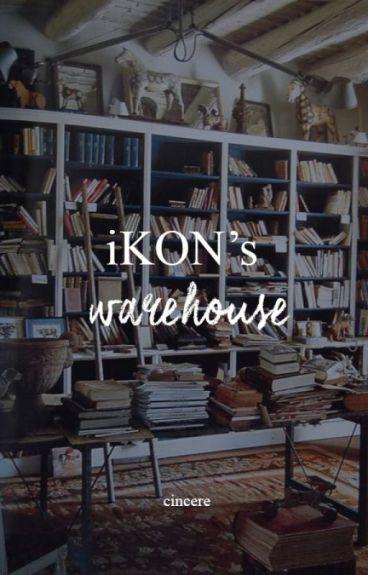 iKON's warehouse