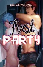 FIRST PARTY (ONE-SHOT) by HamieoSeio