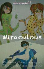 Miraculous  by dawnrose03