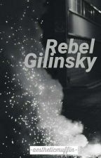 Rebel Gilinsky (Jack G. Twin Sister) by aestheticmuffin
