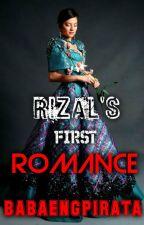 Rizal's First Romance by babaengpirata