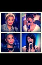 Two Worlds Collide (Demi Lovato & Jillian Jensen fan fic) by JaureguisJensen